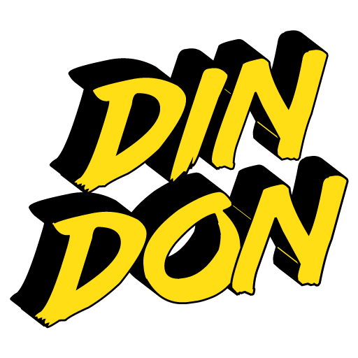 Stickers-granata-DIN-DON