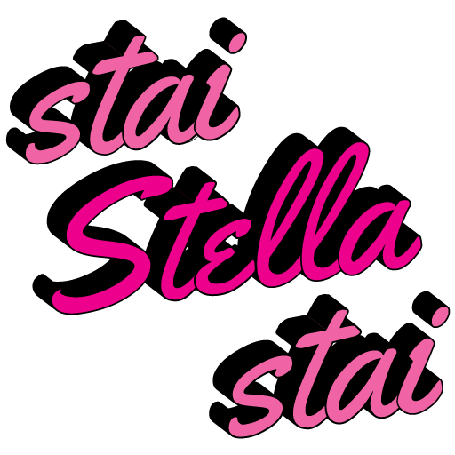Stickers-granata-STELLA-STAI