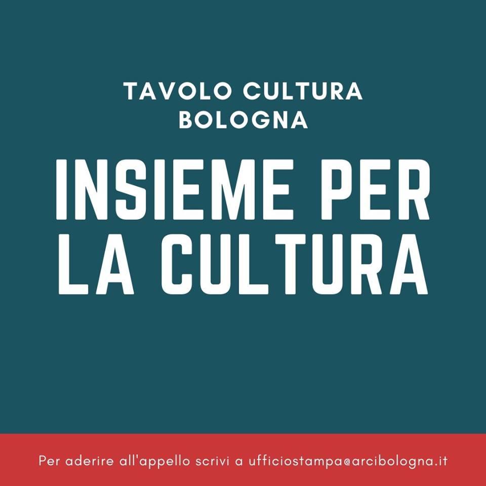 tavolo cultura appello aics